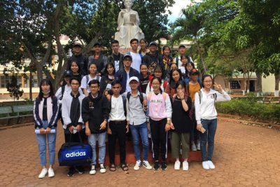 Kỳ thi Olympic truyền thống 10/3  tỉnh Đắk Lắk lần thứ IV, năm 2019