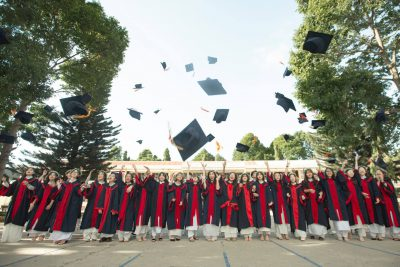 Lời tri ân của học sinh niên khóa 2018-2021