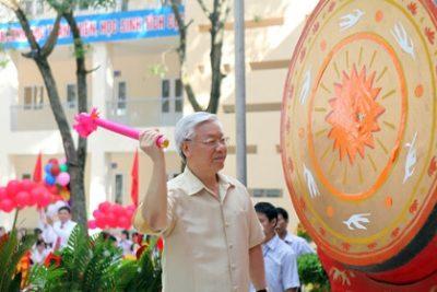 Thư của Tổng Bí thư, Chủ tịch nước Nguyễn Phú Trọng nhân dịp năm học mới 2019 – 2020