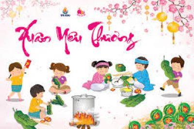 """Xuân yêu thương"" – Tết Tân Sửu 2021"